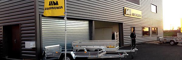 Remorque salon de provence courroie de transport for Transport en commun salon de provence