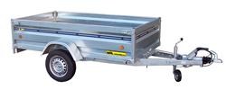 remorque bagag re loisir et semi pro frein es de 750 kg. Black Bedroom Furniture Sets. Home Design Ideas