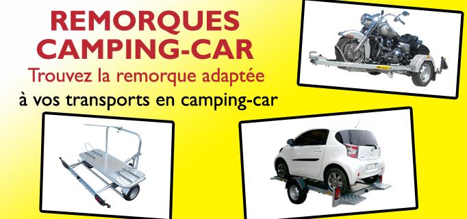remorques camping car. Black Bedroom Furniture Sets. Home Design Ideas